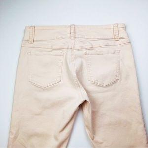 CAbi Jeans - CAbi #874 Blush Pink Lou Lou Jeans - 10